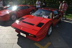 Ferrari 208 Cabriolet (TAPS91) Tags: ferrari solo cuore cabriolet 208 2° raduno carburatore