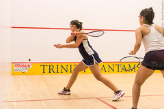 2017-01-18 Trinity WSQ vs Yale - 0049 (BantamSports) Tags: bantams college connecticut d3 hartford ivyleague men nescac trinity university women yale bulldogs ncaa racquet squash