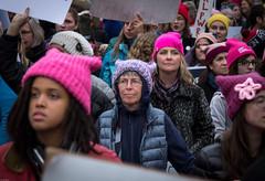 Womens March DC-20170121-TW Meetup _ 20170121 _ KMB_0267 (kevinbarry7) Tags: washington dc feminism dump trump protest capital resist mall pence devos love trumps hate