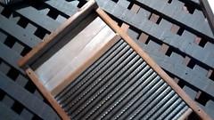 Washboard At Cracker Barrel. (dccradio) Tags: lumberton nc northcarolina robesoncounty crackerbarrel restaurant lattice washboard antique oldways old vintage classic