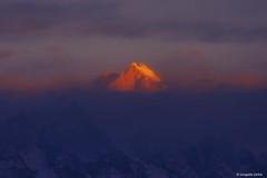 First light on Mount Kanchenjunga..love at first sight.. (Sougata2013) Tags: sillerygaon darjeeling westbengal india kanchenjungarange mountkanchenjunga mightykanchenjunga sunrise colours nature nikond7200