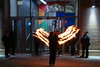 learning fire and flow at ORDCamp 2017 7 (opacity) Tags: ordcamp karnythia chicago fireandflowatordcamp2017 googlechicago googleoffice il illinois ordcamp2017 fire fireperformance firespinning