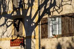 De Schaduw (Bram Meijer) Tags: tourtour provence schaduw shadow plataan