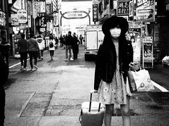 Tokyo Street | Kabuchiko (-Faisal Aljunied-) Tags: streetphotography tokyo kabuchiko ricohgr faisalaljunied mask