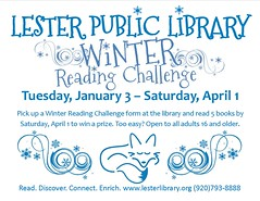 2017 Poster Winter (Lester Public Library) Tags: tworiverswisconsin wisconsinlibraries lesterpubliclibrary lpl librariesandlibrarians library libslibs libraries lesterpubliclibrarytworiverswisconsin 365libs publiclibrary publiclibraries libraryprogram readdiscoverconnectenrich winterreadingchallenge readingchallenge reading winter