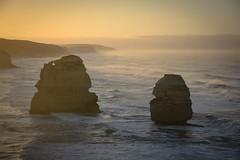 (ya_viema) Tags: tripod dslr travel beach theeducationstate inthemove theplacetobe state victoria gor greatoceanroad australia amazing d7100 nikon cliffs morning light golden sunrise 12apostles