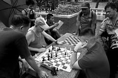 Manila Scenes and People (62) (momentspause) Tags: ricohgr ricoh blackandwhite bw manila philippines chess travel