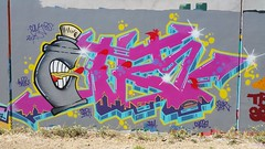 Coma: 'TBS'... (colourourcity) Tags: streetartnow streetart streetartaustralia graffiti melbourne burncity awesome art letters colourourcity coma coma1 comaone tbs graffniceguys