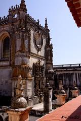 Portugal (kri.photo) Tags: portugal portogallo vacanza holiday estate summer sun monastero monastery christ tomar cristo templari templar 2016
