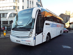 BK14LDV (47604) Tags: nationalexpress caetano bk14ldv bennetts bus coach london victoria gloucester