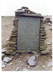 Charles Gough Memorial, Helvellyn. (Paris-Roubaix) Tags: charles gough memorial fidelity striding edge english lake district cumbria