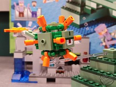 Toy Fair 2017 LEGO Minecraft 36 (IdleHandsBlog) Tags: minecraft toys videogames lego constructionsets toyfair2017