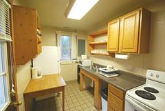 Cabin 9 kitchen First Landing State Park-2 (vastateparksstaff) Tags: cabin cinderblock 2bedroomcabin