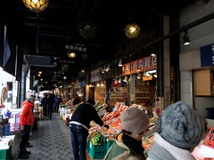 Nijyo Market #2 in Sapporo (Fuyuhiko) Tags: nijyo market 1 sapporo 二条マーケット 札幌 北海道 hokkaido