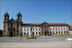 Iglesia y convento do Pópulo (Braga, 25-9-2014)