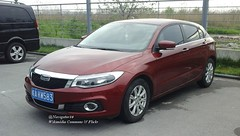 Qoros 3 hatch 02 China 2016-04-16 (NavDam84) Tags: qoros 3 qoros3 hatchback carsinshanghai carsinchina vehiclesinshanghai vehiclesinchina