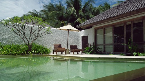 Private Outdoor Pool at Pool Villa - Sheraton Hua Hin Pranburi Villas
