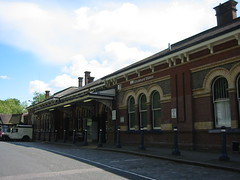 Picture of Chislehurst Station