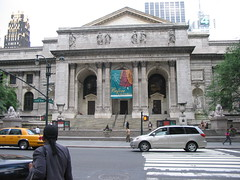New York Public Library by NoirinP, on Flickr