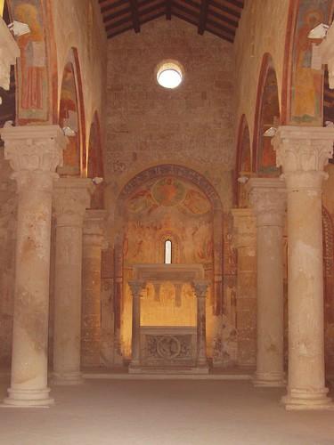 salento lecce abbazia italiamedievale santamariacerrate... (Photo: *Blunight 72* on Flickr)