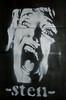 The scream (Smeerch) Tags: mostra italy woman streetart stencils black rome roma art face silver poster grey graffiti donna stencil women sticker italia grigio arte faces expo stickers spray exposition scream posters donne sanlorenzo graffito sten screaming adhesive lex nero viso aerosolart primopiano spraycan esc lazio woostercollective urlo esposizione volti facce faccia screams argento adesivo adesivi volto urla grido artedistrada internationalposterart lucamaleonte adhesives urlare viadeireti agentato scremin gridare grida