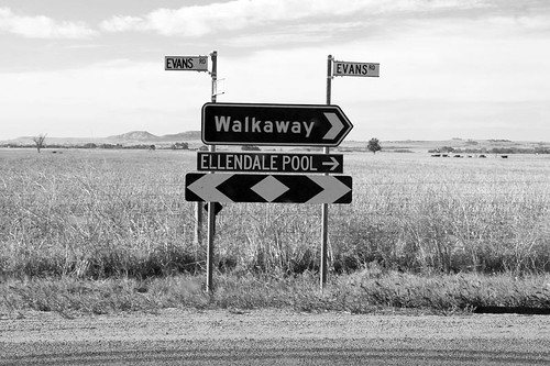 Walkaway by laRuth, on Flickr