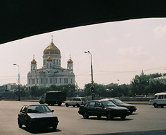 Somewhere in Moscow