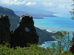 Maratea's coastline