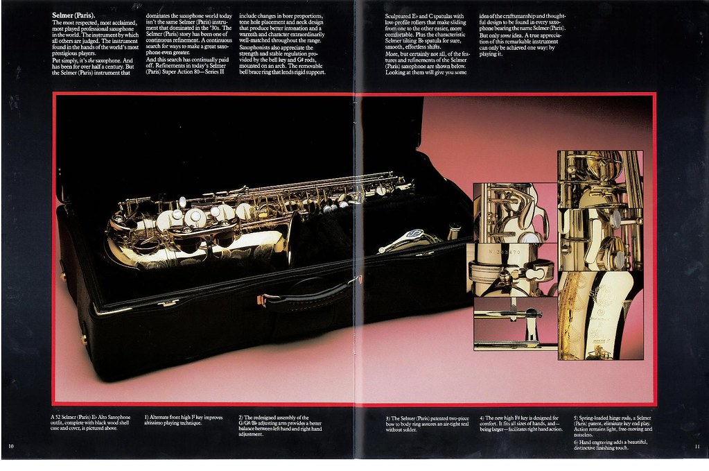 Selmer Omega? [Archive] - Sax on the Web Forum