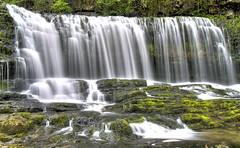 Sgwd Isaf Clun Gwyn Waterfall (Antony....) Tags: wales waterfall breconbeacons brecon beacons gwyn clun sgwd ystradfellte isaf sgwdisafclungwyn aplusphoto