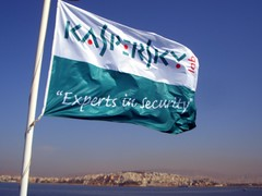 Kaspersky flag