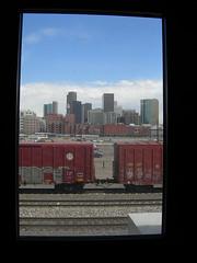 303 (bleating glimpse) Tags: skyline denver top20flickrskylines