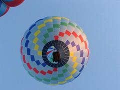 Plainville 2005 (Heartlover1717) Tags: colors festival connecticut under fireman hotairballoon through hotairballoons firemans ascended plainville