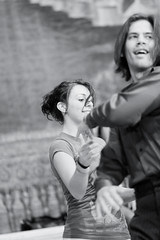Jenna and Chris 3 (ohtoberich) Tags: ohio bw jenna dancing cleveland 2006 balboa abw