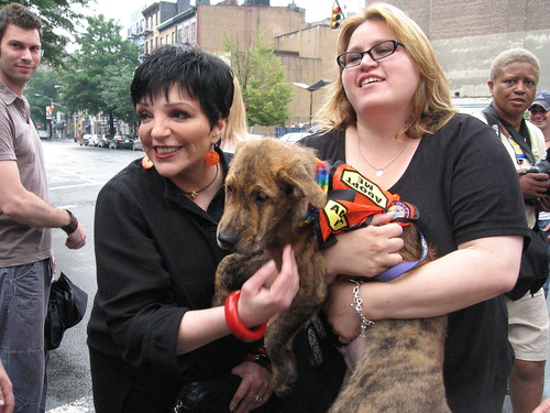 Liza Minnelli, Greenwich Village, 2006