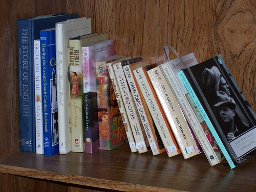 Another bookshelf