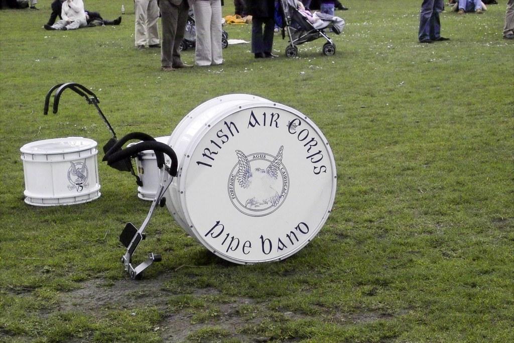 IRISH AIR CORPS PIPE BAND