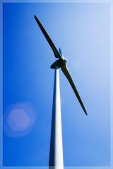pinwheel / vtrnk (pavelm) Tags: blue sky wind pinwheel powerplant