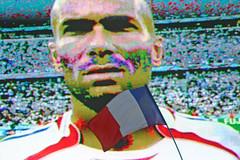 Zidane - by svenwerk