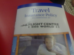 Travel Insurance for Adrian - Ro