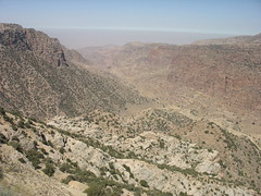 Dana Nature Reserve, Jordan (rsaslan) Tags: trees light people woman house mountain holida