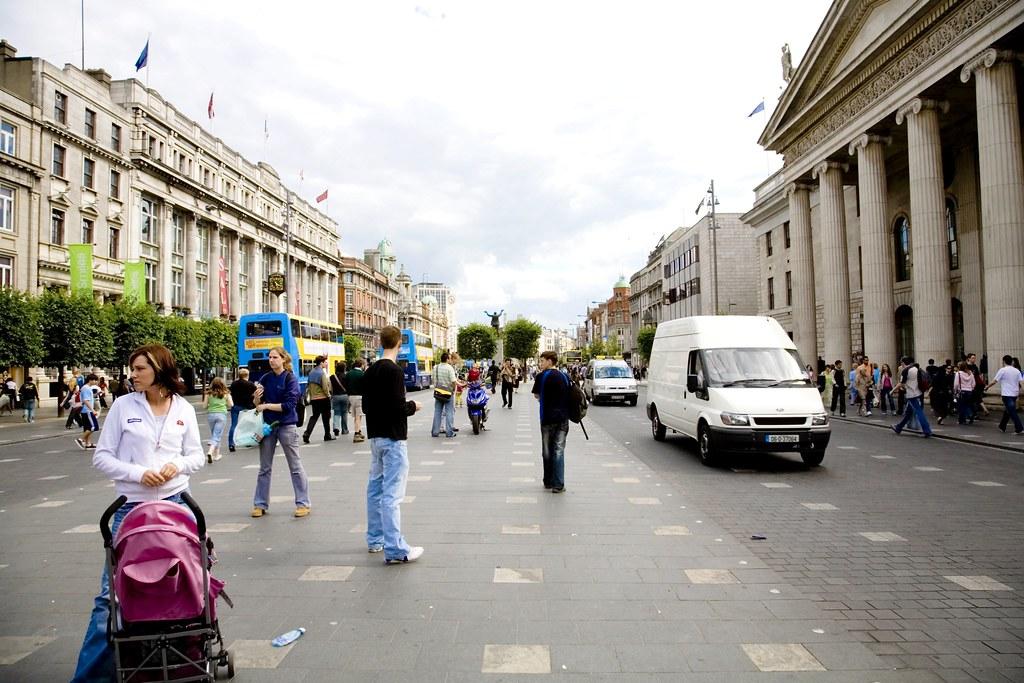 O'Connell Street, Dublin's Main Street
