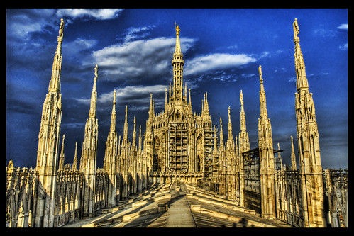 The Duomo, the Heaven Side by Stuck in Customs.