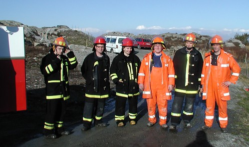 firemen in 2004