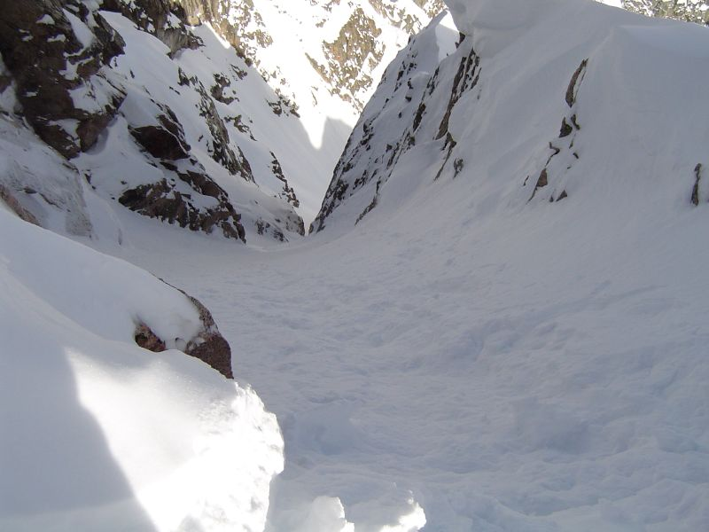 The Hidden Couloir