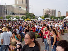 Crowd for Ani Difranco