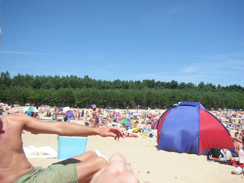 Camping silbersee