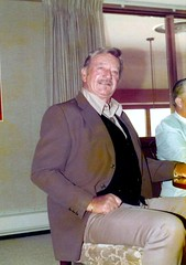 John Wayne, July 4, 1976