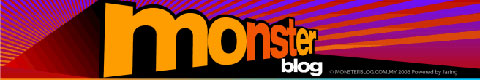 Monsterblog logo