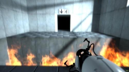 Half life 2 portal